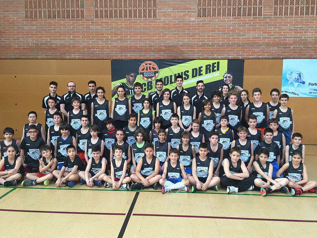 BASKET CAMP DIA 21
